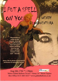 I Put A Spell On You by Wendy Buonaventura