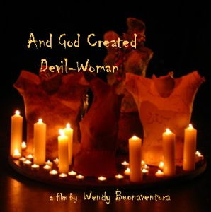 And God Created Devil-Woman by Wendy Buonaventura