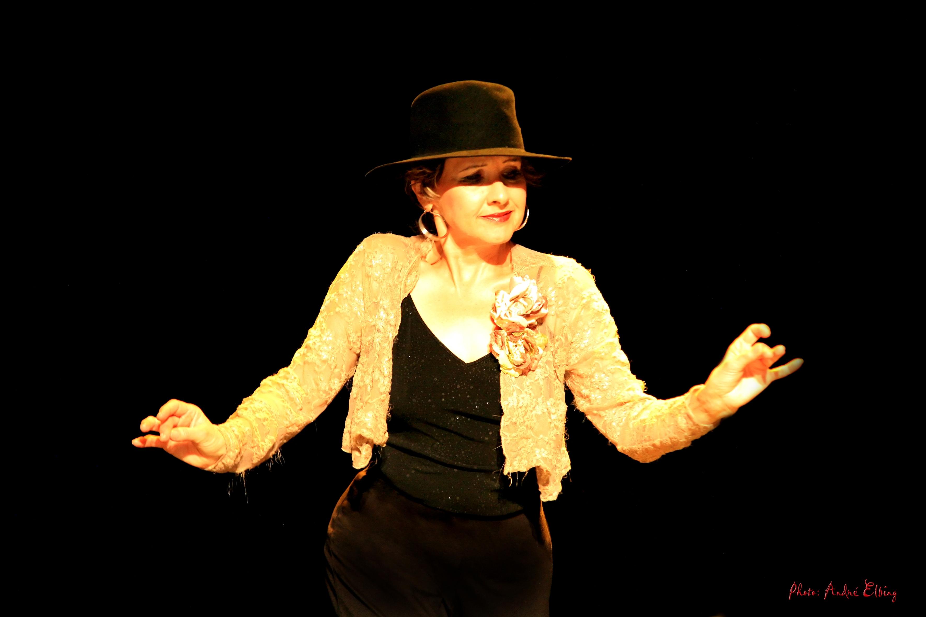 Wendy Buonaventura Hanover 2012