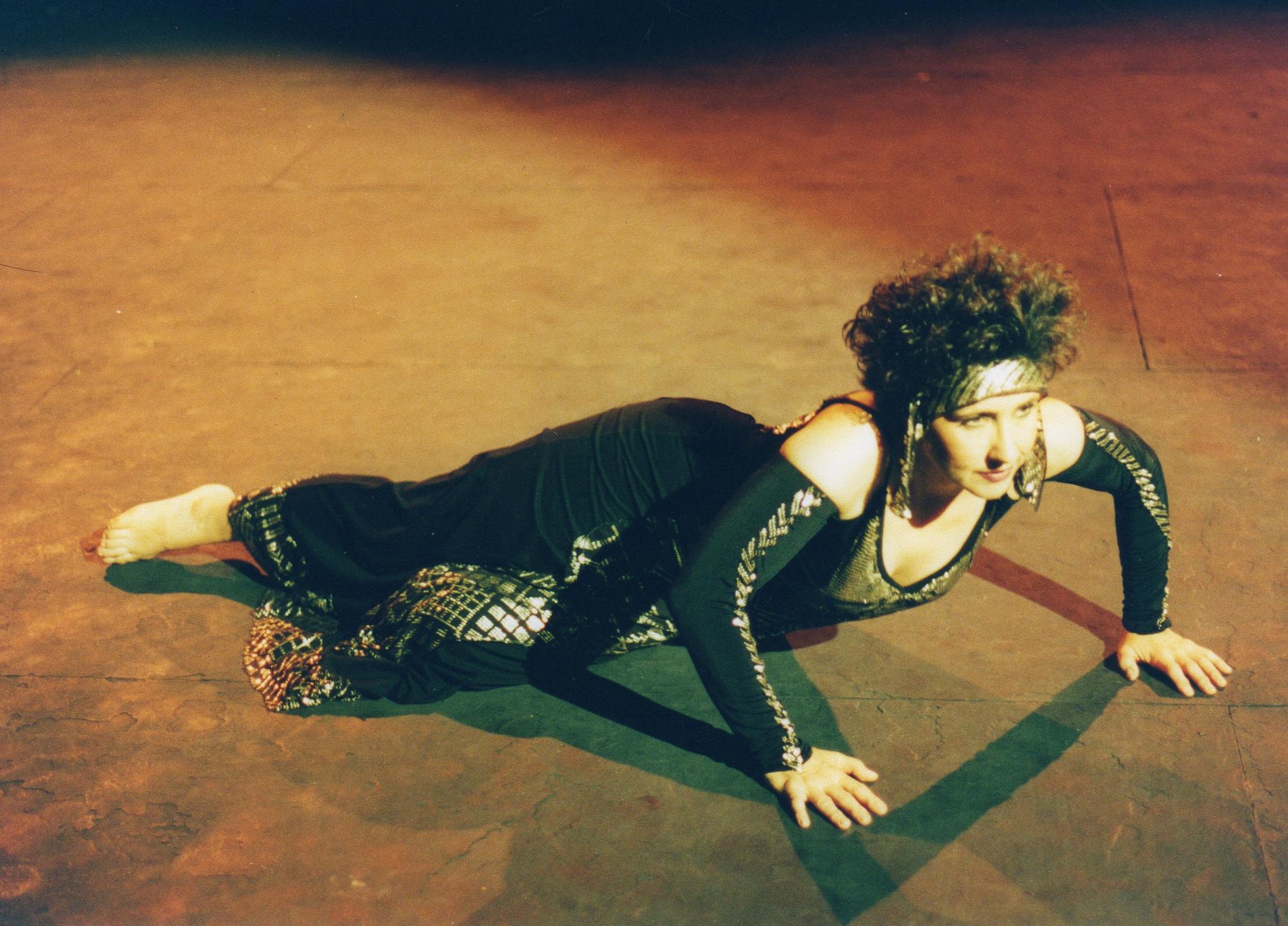 Wendy Buonaventura as salome