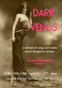 DARK VENUS - Maud Allan & the Myth of the Femme Fatale